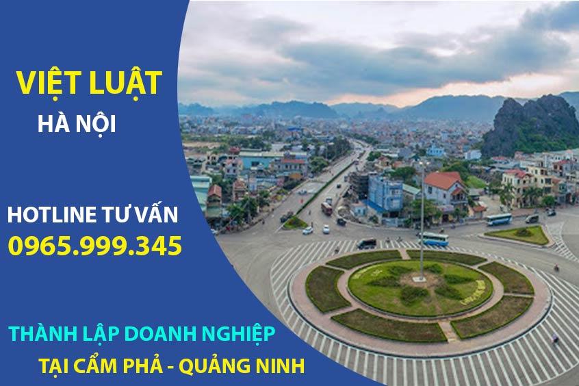 Thành lập doanh nghiệp tại thành phố Cẩm Phả