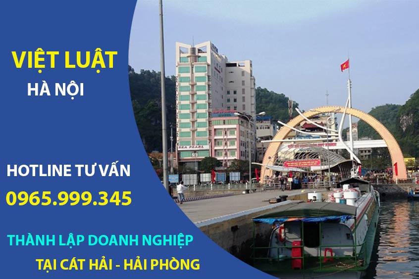 Thành lập doanh nghiệp tại huyện Cát Hải Hải Phòng