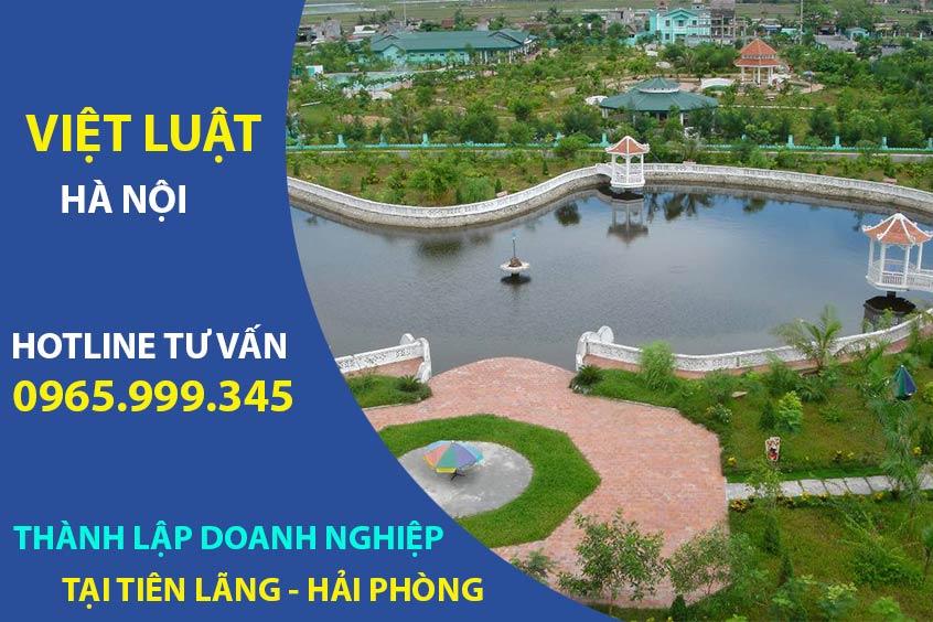 Thành lập doanh nghiệp tại huyện Tiên Lãng