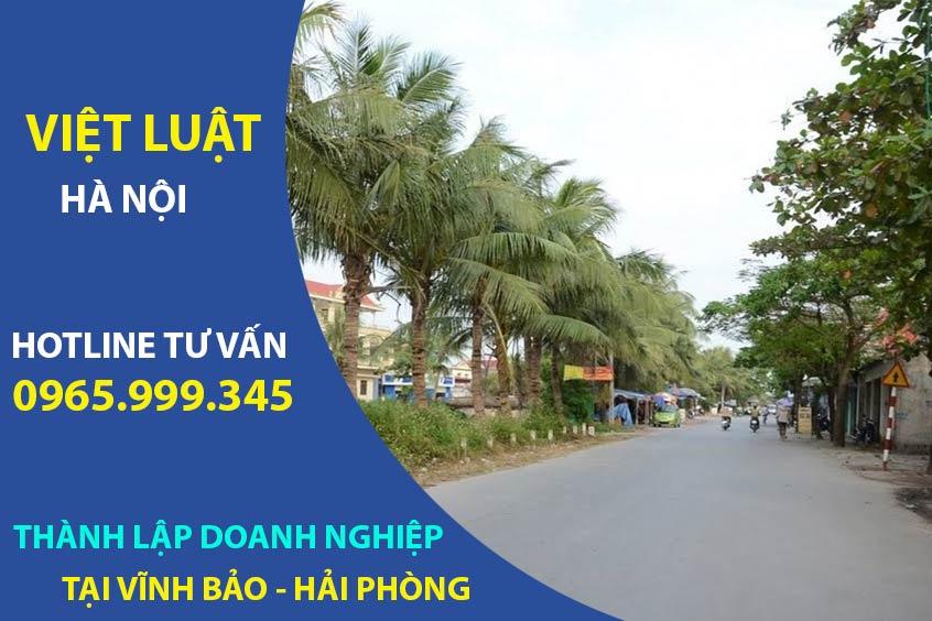 Thành lập doanh nghiệp tại Vĩnh Bảo Hải Phòng