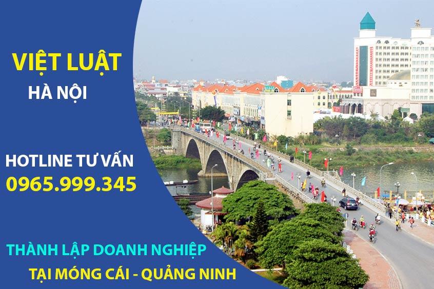 Thành lập doanh nghiệp tại Móng Cái Quảng Ninh