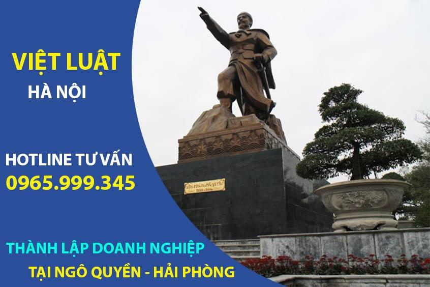 Thành lập doanh nghiệp tại quận Ngô Quyền