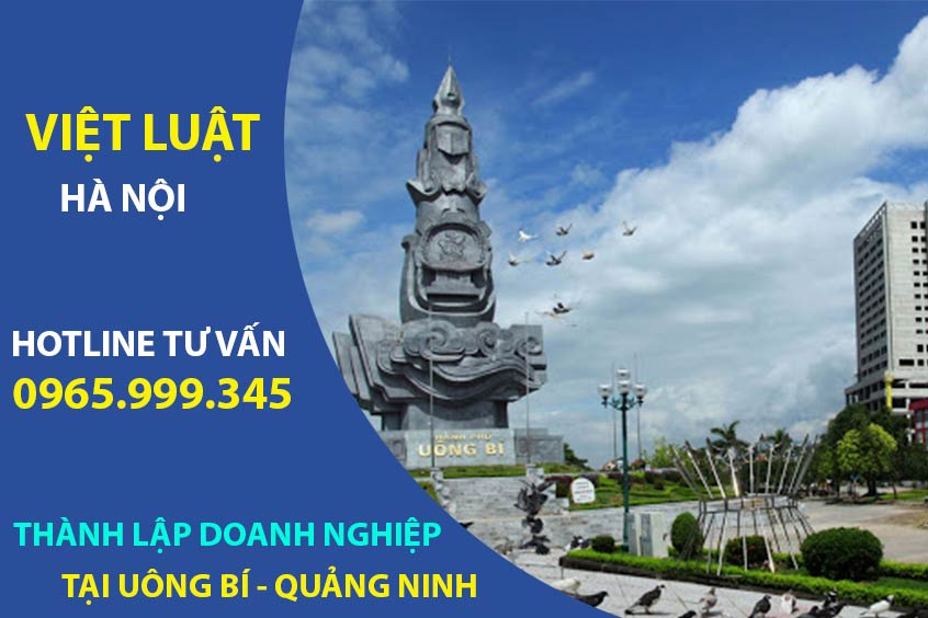 Thành lập doanh nghiệp tại Uông Bí Quảng Ninh